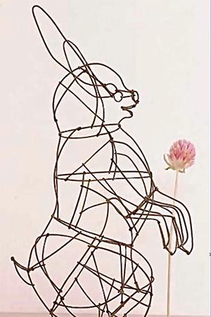 VOL.113 セミナー「立体ワイヤーアートのオリジナルフラワーベース制作」2021年12月4日(土)in福岡県中小企業復興センター|九州・福岡